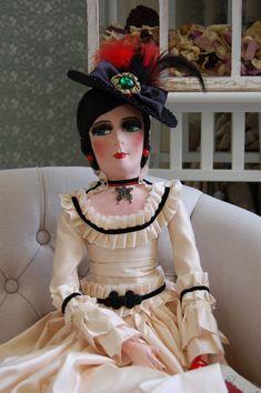 poupée boudoir 19