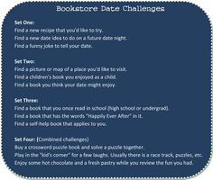 Book store dates just got a whole lot more interesting & meaningful