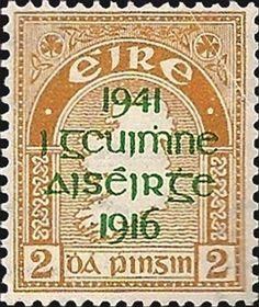 In memory of the 1916 rising