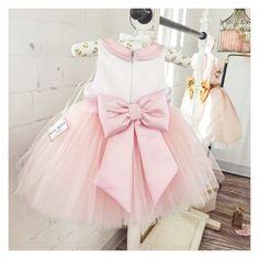 Pink Paulina Dress - Itty Bitty Toes - 4