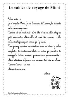 Exploitation de la mascotte de la classe: séances de langage - Christine et ses petits galopins