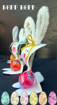 Lolly Verpackung zu Ostern