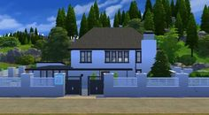 Check out this lot in The Sims 4 Gallery! Pointless Blog, Zoe Sugg, Zoella, Devon, Sims 4, Youtubers, Channel, Mansions, Watch