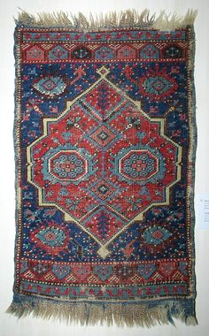 Yastik 19th century from the collection of Wendell and Diane Swan
