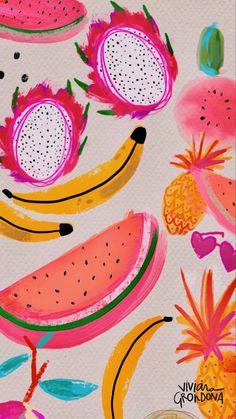 Tumblr Wallpaper, Wallpaper Backgrounds, Aesthetic Iphone Wallpaper, Aesthetic Wallpapers, Cute Patterns Wallpaper, Photo Wall Collage, Cute Wallpapers, Print Patterns, Illustration Art