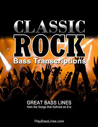 Transcriptions of the bass lines from 15 legendary hits from the Classic Rock era. Jack Bruce, Geddy Lee, Guitar Online, Dream Theater, Stuck In The Middle, John Paul Jones, Roger Waters, Stevie Ray Vaughan, Billy Joel