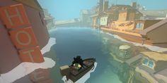 Dans la catégorie des jeux poétiques façon Team ICO, certains indés tentent de se faire une place dans le cœur des joueurs. On a pu découvrir Toren en 2015, nous attendons toujours le très prometteur Rime, voici Sea of Solitude du studio Jo-Mei !