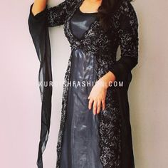 Gorgeous Kurdish Dress in Black.