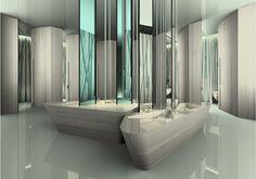 Architecture Design, Bathtub, Standing Bath, Architecture Layout, Bathtubs, Bath Tube, Bath Tub, Architecture, Tub