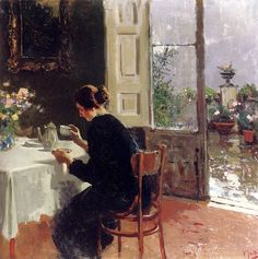 ~ Vincenzo Irolli ~ Italian artist, 1860-1949