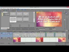 Cómo hacer un video de musica con letra | Sony Vegas Pro 12
