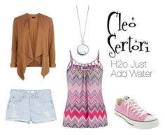 H2o Just Add Water- Cleo Sertori by julietrose2003 on Polyvore featuring maurices, MANGO, Converse and Astley Clarke Mermaid Outfit, Mermaid Clothes, H2o Mermaids, Cool Outfits, Casual Outfits, College Outfits, College Clothing, Character Inspired Outfits, Teen Girl Fashion
