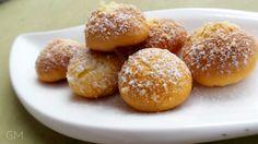 Svatební tvarohové koláčky Pretzel Bites, Doughnut, Hamburger, Muffin, Food And Drink, Bread, Breakfast, Morning Coffee, Brot