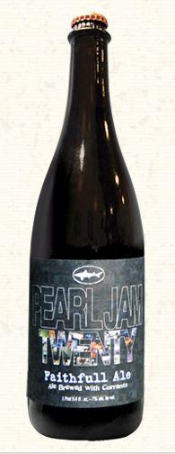 Pearl Jam Beer, Rock Beer - 17 Cool Beers for Music Lovers