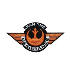 """Cheap iron-on patches, Buy Quality the patch directly from China patch rebel Suppliers: new arrive Star Wars """"Join the Resistance"""" Iron-On Patch Rebel Alliance Soldier Applique Pin And Patches, Iron On Patches, Jacket Patches, Winter Outfits For Girls, Rebel Alliance, Embroidery Patches, Embroidery Ideas, Iron On Applique, Disney Star Wars"""
