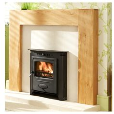 <p>The British-made Solution 5 Inset Stove from Hamlet Stoves fits perfectly into a standard fireplace. The Solution 5 multi-fuel stove can turn an inefficient open fire into an efficient fireplace without the need to remove the existing British Standard chair brick. <br /> <br />