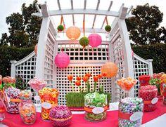 Comment préparer un Candy Bar
