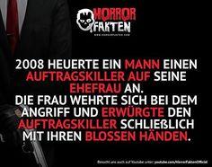 ❝Das nennt man mal Frauenpower❞ #horrorfakten