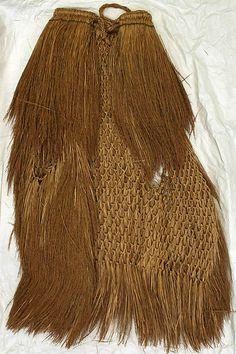 * Japanese Raincoat  rice straw 1800–1941