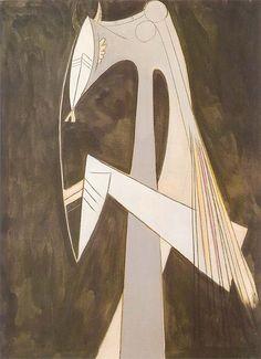 Lisa Mona - Wifredo Lam 1950