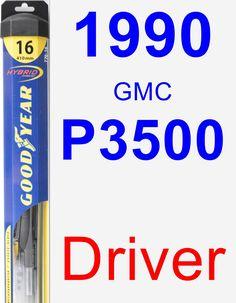 gmc sierra 1500 wiper blades