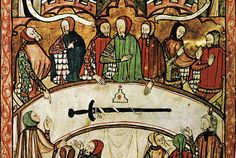 If future generations want to know how we whiled away our daily hours, they'll need to look no further than our constant streams of tweets, pictures, and status updates. But what of the poor medieval villager who had no Instagram with which to document the badass tapestry he just wove?