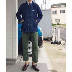 2016/10/01 18:58:21 americankari Today's clothes ・Tops - #ENGINEEREDGARMENTS × #BEAMSPLUS JACKET ・Shirt - BEAMSPLUS oxford ・Tie - BEAMSPLUS ARMY NAVY HAPPY TIE ・Pants - BEAMSPLUS × EG glassfield pants ・Shoes - #ALDEN loafers ・ . 今日は涼しかったですね . #エンジニアードガーメンツ #ビームス #ビームスプラス #オールデン #beams #denim #menswear #mensfashion #ootd #outfit #fashion#fashionpost #fashionpic #fashionable#fashioninsta #fashionlove#instafashion #fashionblogger#fashionista #fashionlover #instagood#instacool#instadiary #コーデ…