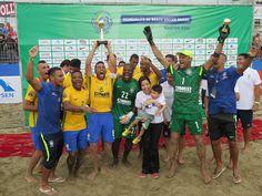 Brasil bate Itália e conquista o título do Mundialito de Futebol de Areia #globoesporte