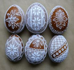 Veľkonočné Egg Shell Art, Ukrainian Easter Eggs, Easter Egg Crafts, Faberge Eggs, Egg Decorating, Sugar Art, Piece Of Cakes, Egg Shells, Cookie Monster