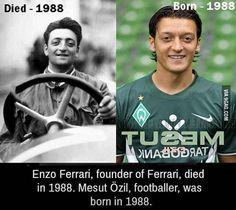 Özil 1988 #funny
