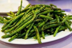 Braised French Beans