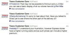 Good and bad examples of brands using Twitter!