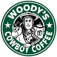 Woody's Cowboy Coffee by Ellador