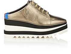 We Adore: The Elyse Faux-Leather Platform Sneakers from Stella McCartney at Barneys New York