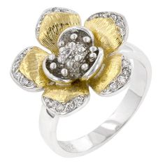 """Alexander James """"Street"""" Gold-tone