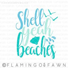 Summer Quotes, Beach Quotes, Tumblr Sayings, Beach Fonts, Diy Vinyl Projects, Beach Captions, Monogram Fonts, Free Monogram, Monogram Letters