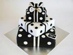 Elegant Birthday Cakes For Men White Birthday Cakes, Elegant Birthday Cakes, Beautiful Birthday Cakes, Adult Birthday Cakes, Birthday Cakes For Women, Cake Birthday, Elegant Cakes, Men Birthday, How To Stack Cakes