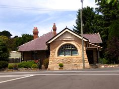 Built as Mt Victoria Post Office, unfortunately no longer in service