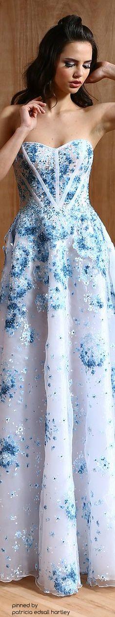 Antonios Couture - SS 2015