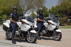 Police Motorcycle | Wilson Roque: Harley-Davidson e a Lei