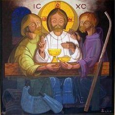 Religious Icons, Religious Art, Gabriel, Walk To Emmaus, Spiritus, Sacred Art, Christian Art, Pictures To Draw, Beautiful Artwork