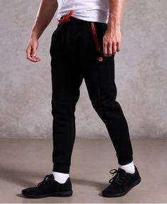 483e3b1d16 Superdry Gym Tech Stretch Joggers Pantalones De Gimnasia