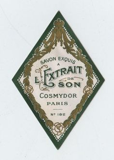 Vintage Packaging: French Lables — The Dieline - Package Design Resource