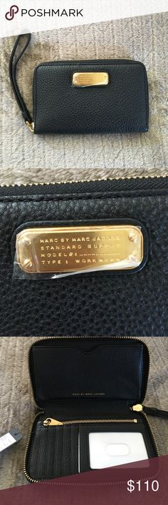Brand New Marc by Marc Jacobs wallet Brand new black wallet Marc By Marc Jacobs Bags Wallets