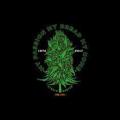 Cannabis, Arte Bob Marley, Photomontage, Typo Logo Design, Rasta Art, Rick And Morty Poster, Stoner Art, Weed Art, Hip Hop Tattoo