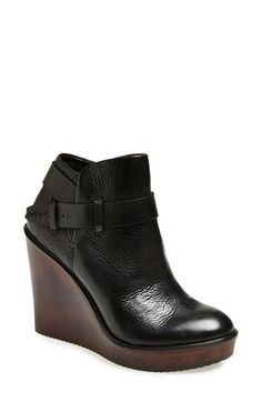 Dolce Vita 'Colie' Wedge Bootie (Women) available at #Nordstrom