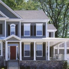 pics of houses with exterior sherwin williams paint - Google Search