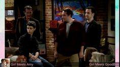 Aww Josh looks worried for Maya be her  BFF Riley his niece is leaving