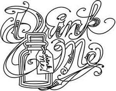 Drink Me_urban threads_embroidery patterns