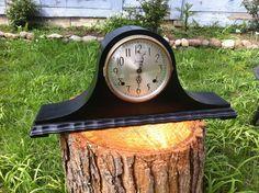 Vintage Sessions clock refinished